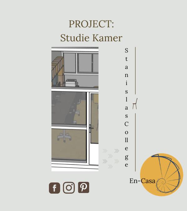 Project Studiekamer
